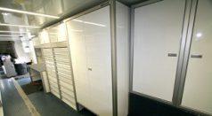 Moduline Trailer Storage Cabinets