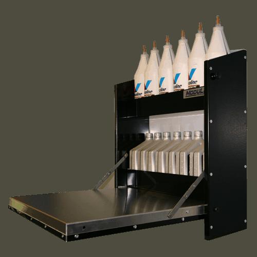 Aluminum Folding Workstation Cabinet Accessories