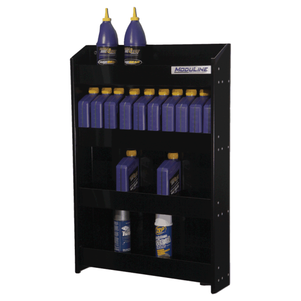 Bottle And Oil Can Rack Storage For Shops