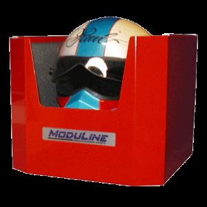 Aluminum Helmet Holder