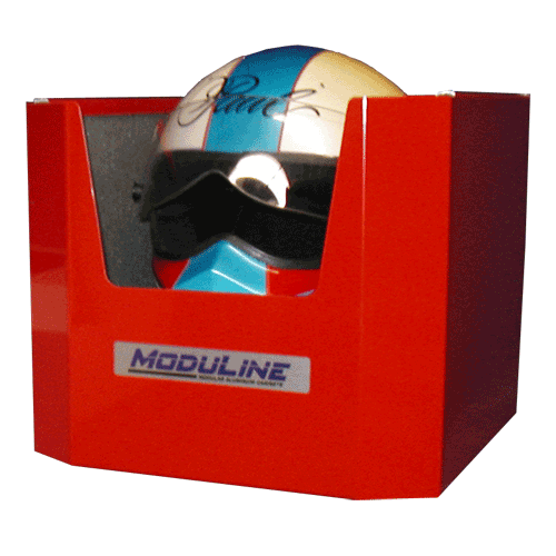 Aluminum Helmet Holder Trailer Accessories