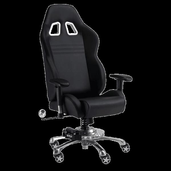 Black On Black Grand Prix Chair