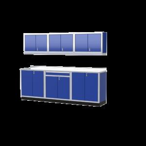 ProII™ Garage Cabinet Combination 9 Foot Wide #PGC009-01X