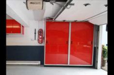 ProII™ SERIES Garage Aluminum Space Saver Sliding Door Cabinets Video