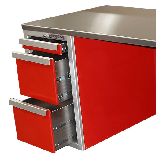 File Cabinet QuikDraw® Drawers For Aluminum Cabinets