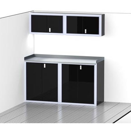 PROIITM SERIES Trailer Cabinet Combination For 64'' Wide #C2201