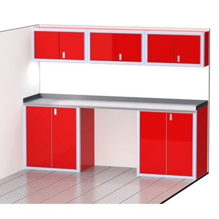 ProII™ SERIES Trailer Cabinet Combination For 96'' Wide #C4201