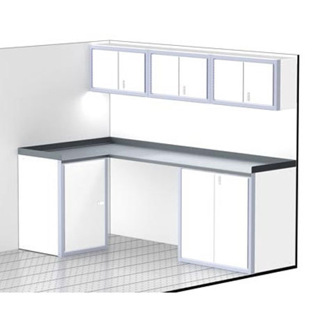 ProII™ SERIES Trailer Cabinet Combination For 96'' Wide #C4202