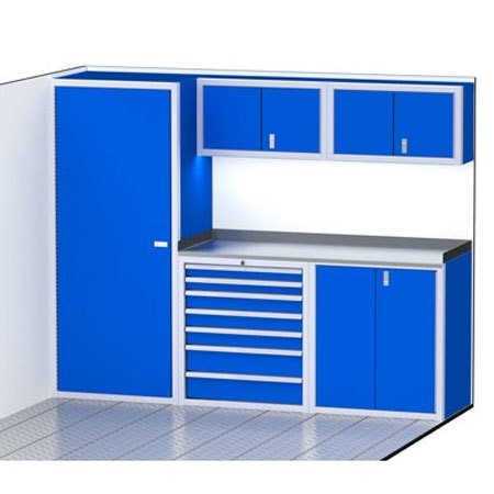 ProII™ SERIES Trailer Cabinet Combination For 96'' Wide #C4204