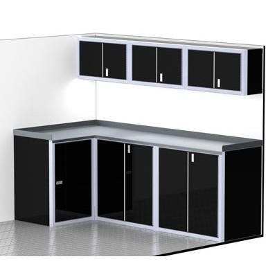 PROIITM SERIES Trailer Cabinet Combination For 96'' Wide #C4208