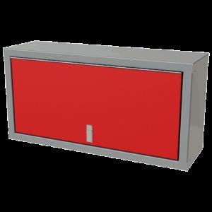 SportsmanII Aluminum Overhead Cabinet 18″H X 11″D X 36″W