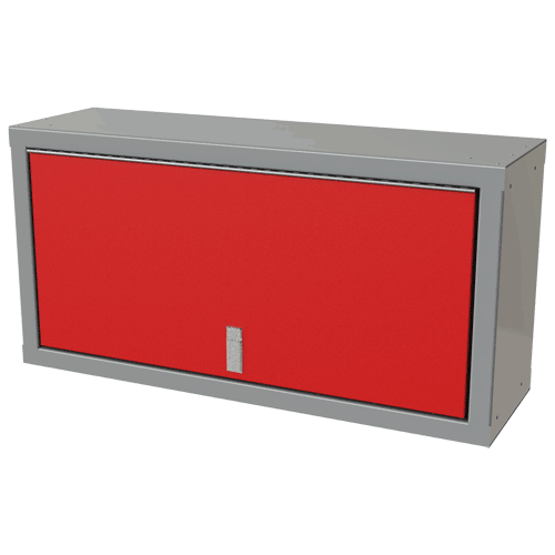 "Sportsman II™ Aluminum Overhead Cabinet 18""H X 11""D X 36""W"