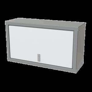 Sportsman II™ Aluminum Overhead Cabinet 18″H X 11″D X 32″W