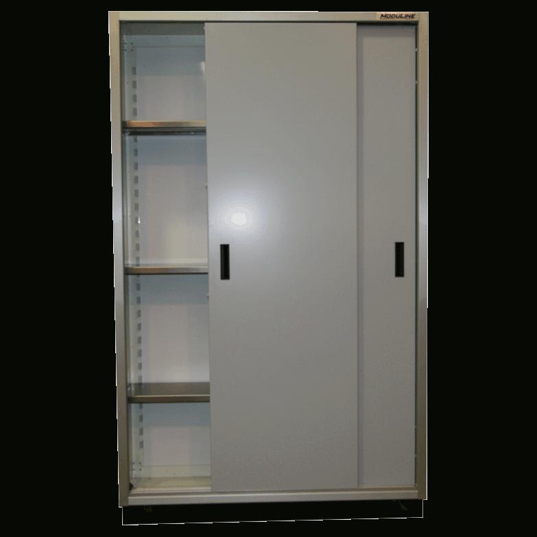 Tall Sliding Door Space Saver Closet