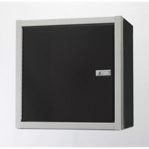 ProIITM Aluminum Wall Cabinet With Shelf 24″H X 11″D X 16″W