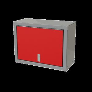 SportsmanII Aluminum Overhead Cabinet 18″H X 11″D X 24″W