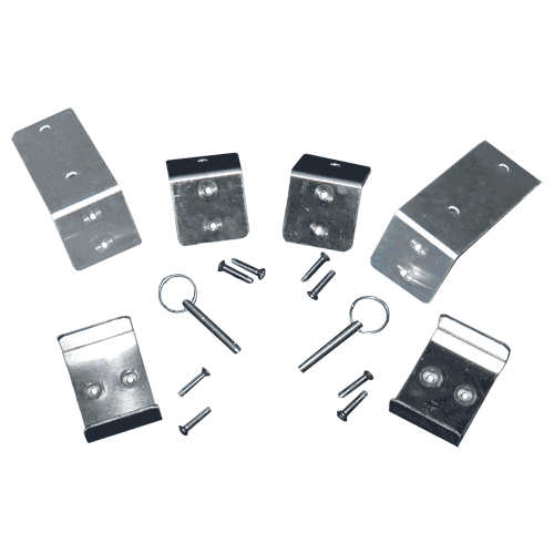Trailer Mounting Kit For Aluminum Tables