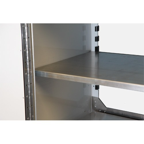 "PROIITM Aluminum Adjustable Shelf 11""D X 24""W"
