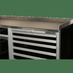 """Workbench Mat 36"""" Deep For Aluminum Cabinet Tops"""