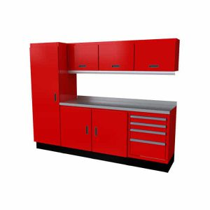 Select™ SERIES Garage Cabinet Combination 8 Foot Wide #SEGC008-030