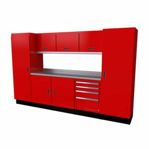 Select™ SERIES Garage Cabinet Combination 10 Foot Wide #SEGC010-020