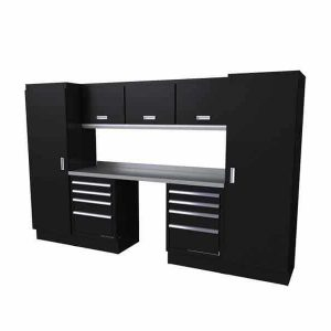Select™ SERIES Garage Cabinet Combination 10 Foot Wide #SEGC010-030