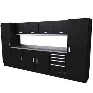 Select™ SERIES Garage Cabinet Combination 12 Foot Wide #SEGC012-010