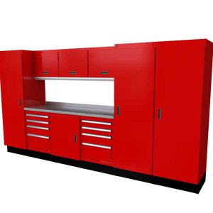 Select™ SERIES Garage Cabinet Combination 12 Foot Wide #SEGC012-020