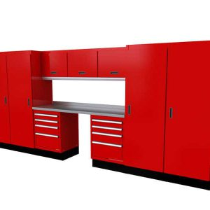 Select™ SERIES Garage Cabinet Combination 14 Foot Wide #SEGC014-010