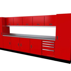 Select™ SERIES Garage Cabinet Combination 14 Foot Wide #SEGC014-020