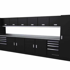 Select™ SERIES Garage Cabinet Combination 16 Foot Wide #SEGC016-020