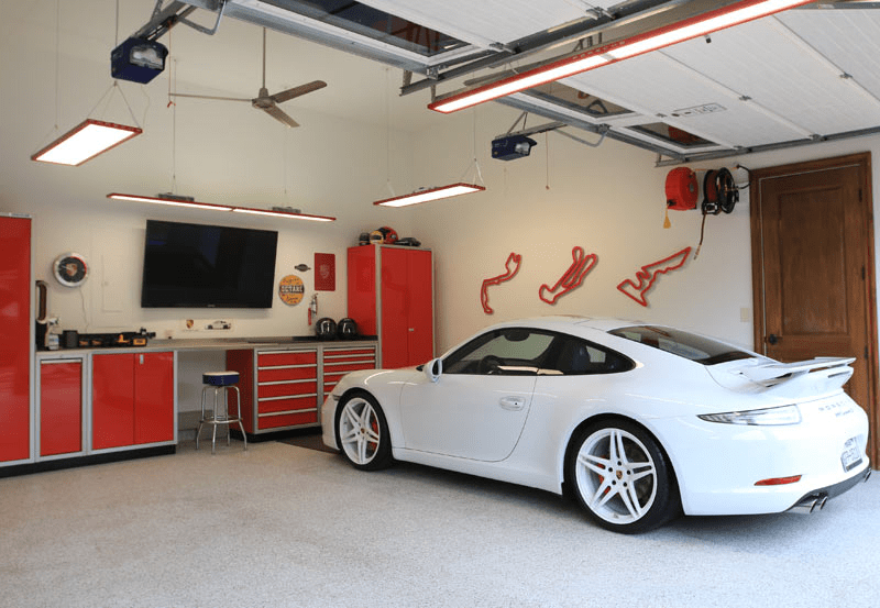 garage cabinet systems for tools and car parts