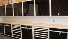 GSA Approved Cabinet Manufacturing