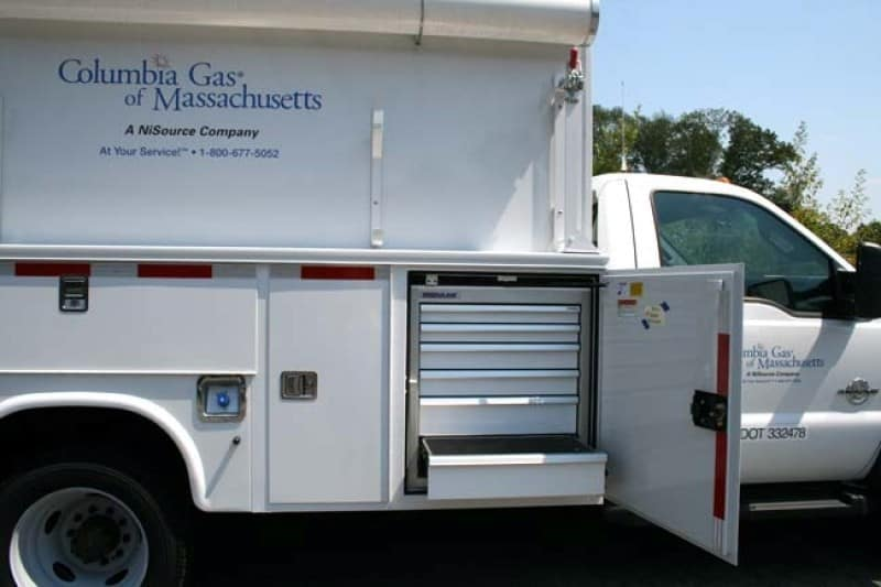 Mobile Aluminum Toolboxes and Vehicle Cabinets