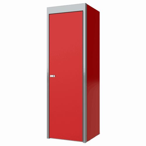 "Sportsman II™ Aluminum Closet Cabinet 75""H X 24""D X 24""W"
