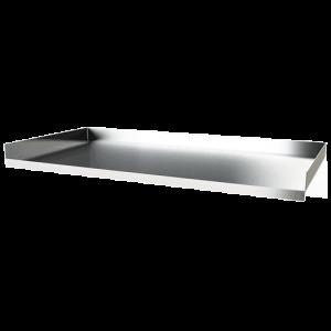 SportsmanII Aluminum Countertops, 24″ Deep