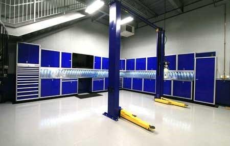 Moduline PROII™ Series Premium Garage Cabinets