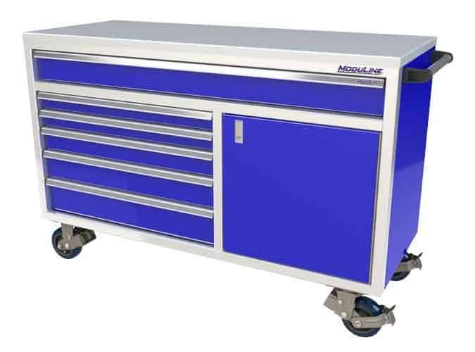 Moduline Cabinets Aluminum Mobile Tool Boxes Organization