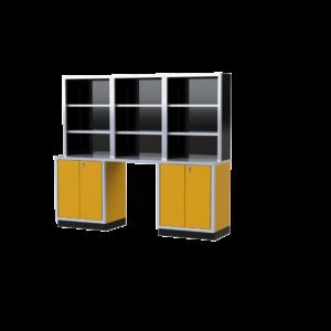 ProII™ Series Cabinet Combination 8' Wide PGC008-08X