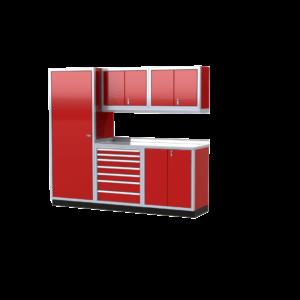 ProII™ Series Cabinet Combination 8' Wide PGC008-11X