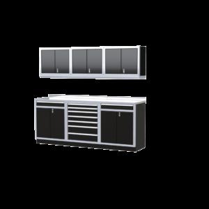 ProII™ Series Cabinet Combination 8' Wide PGC008-12X