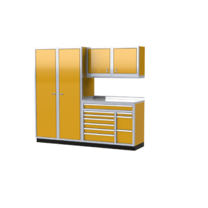 ProII™ Series Cabinet Combination 8' Wide PGC008-13X