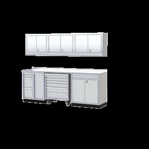 "ProII™ Series Cabinet Combination 8'-8"" Wide #PGC009-05X"